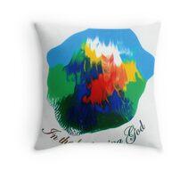 Genesis Throw Pillow