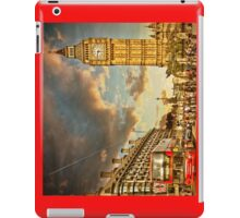 London life iPad Case/Skin