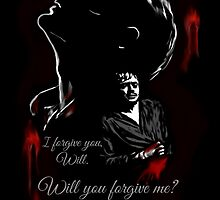 Will you forgive me? - Hannibal, Mizumono by FandomizedRose