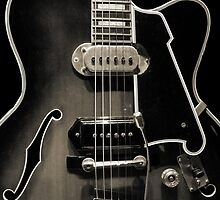 Vintage Guitar, Nashville by Skip Runge