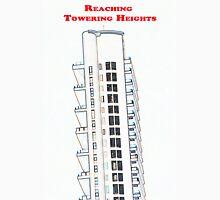 Reaching Towering Heights Unisex T-Shirt