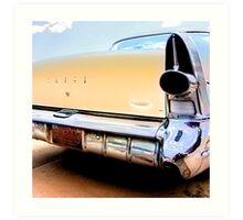 super duper, route 66, arizona Art Print