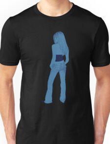 fashion girl 004 Unisex T-Shirt