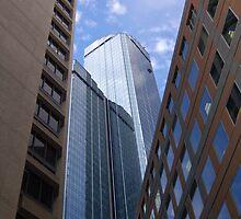 Rialto Towers.  by Brett Wakeman