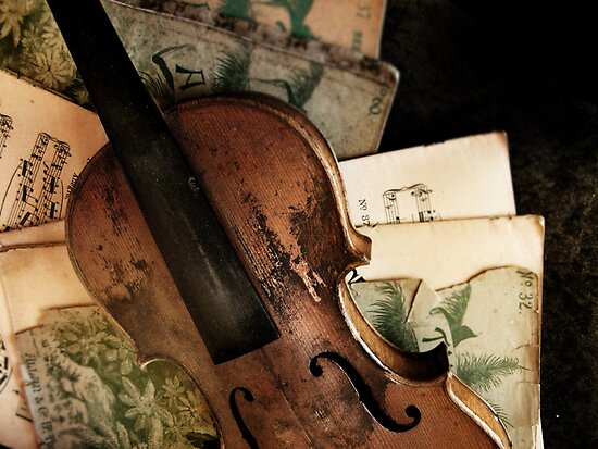 The Melody Sweet by SparrowSalvage