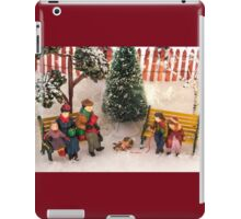 Family Outing iPad Case/Skin