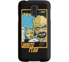 White Club (Breaking Bad + Fight Club mashup) Samsung Galaxy Case/Skin