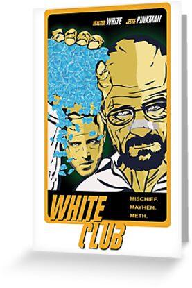 White Club (Breaking Bad + Fight Club mashup) by rydrew