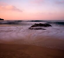 st ives sunset by nakomis