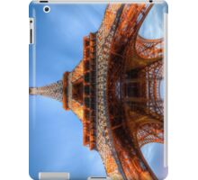 Eiffel Tower 5 iPad Case/Skin