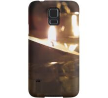 Candlelight Samsung Galaxy Case/Skin