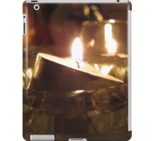 Candlelight iPad Case/Skin