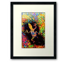 """ EMERGENCE "" Framed Print"