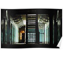 Armagh Gaol Interior 1 Poster