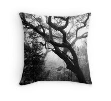Whispering Oaks Throw Pillow