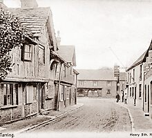 High Street, Tarring, Worthing, West Sussex. by CentenaryImages