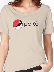 poké Women's Relaxed Fit T-Shirt