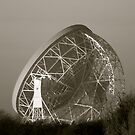 Jodrell Bank by Andrew Dunwoody