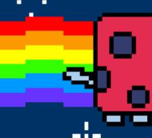 Nyan Catbug Sticker