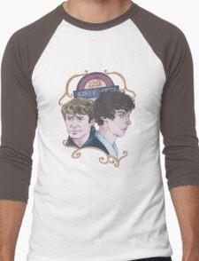 The Two of Baker Street Men's Baseball ¾ T-Shirt
