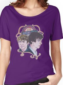The Two of Baker Street Women's Relaxed Fit T-Shirt