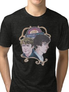 The Two of Baker Street Tri-blend T-Shirt