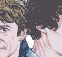 The Two of Baker Street Sticker
