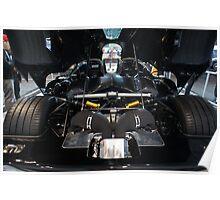 Koenigsegg Agera R Engine Poster