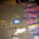 Camden Town Floor Patch by Melissa Contreras