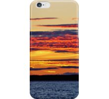 Basking in the Afterglow iPhone Case/Skin