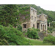 Enchanting Knoetzie Castle   Photographic Print