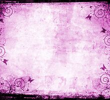 Pink Butterfly by flonehotmamacal