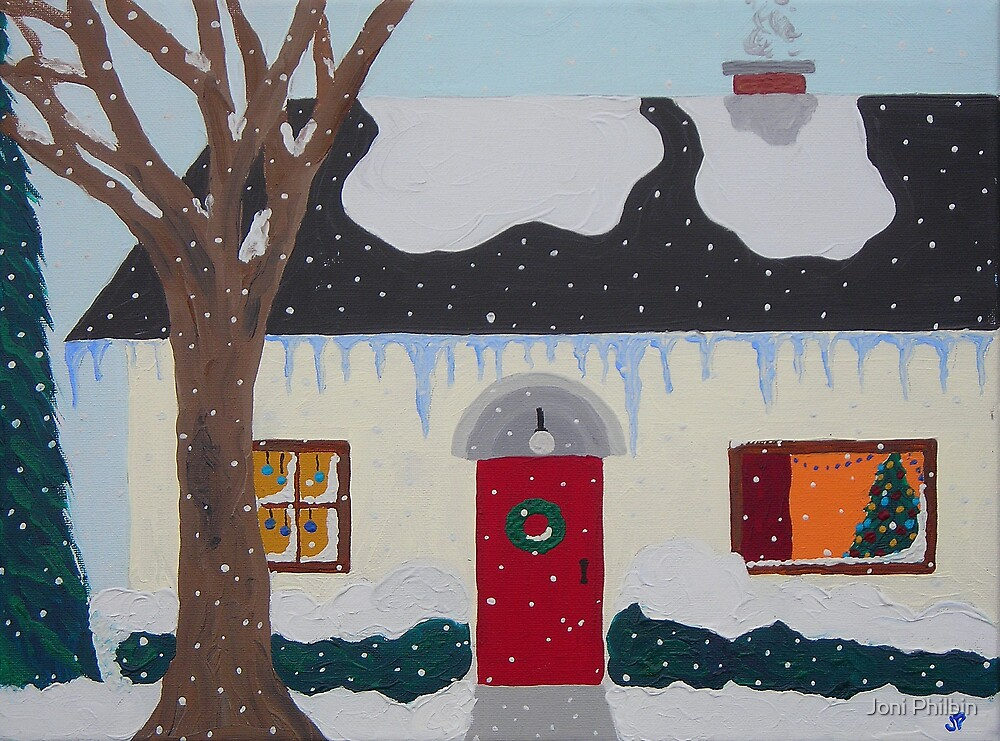 Home for the Holidays by Joni Philbin