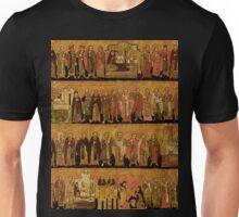 Russian icon: Saints Unisex T-Shirt