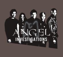 Angel Investigations: Angelic Glow by Vixetches