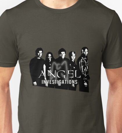 Angel Investigations: Angelic Glow Unisex T-Shirt