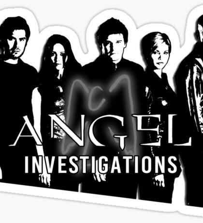 Angel Investigations: Angelic Glow Sticker