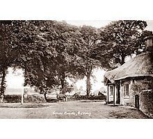 Ref: 11 - Cross Roads, Goring, West Sussex. Photographic Print