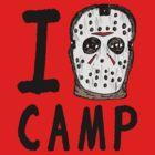 I Jason Camp by jarhumor