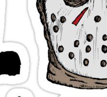 I Jason Camp Sticker