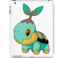 Shiny Turtwig iPad Case/Skin