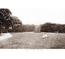 Ref: 15 - Stene Gardens, Worthing, West Sussex. Photographic Print