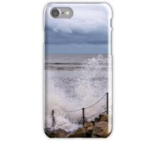 Stormy Seafront iPhone Case/Skin