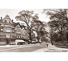 Ref: 16 - The Broadway, Worthing, West Sussex. Photographic Print