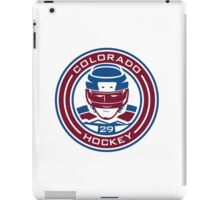 Colorado Hockey #29 iPad Case/Skin