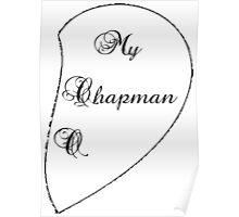 My Chapman Poster