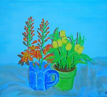 Mommy's pitcher by Joni Philbin