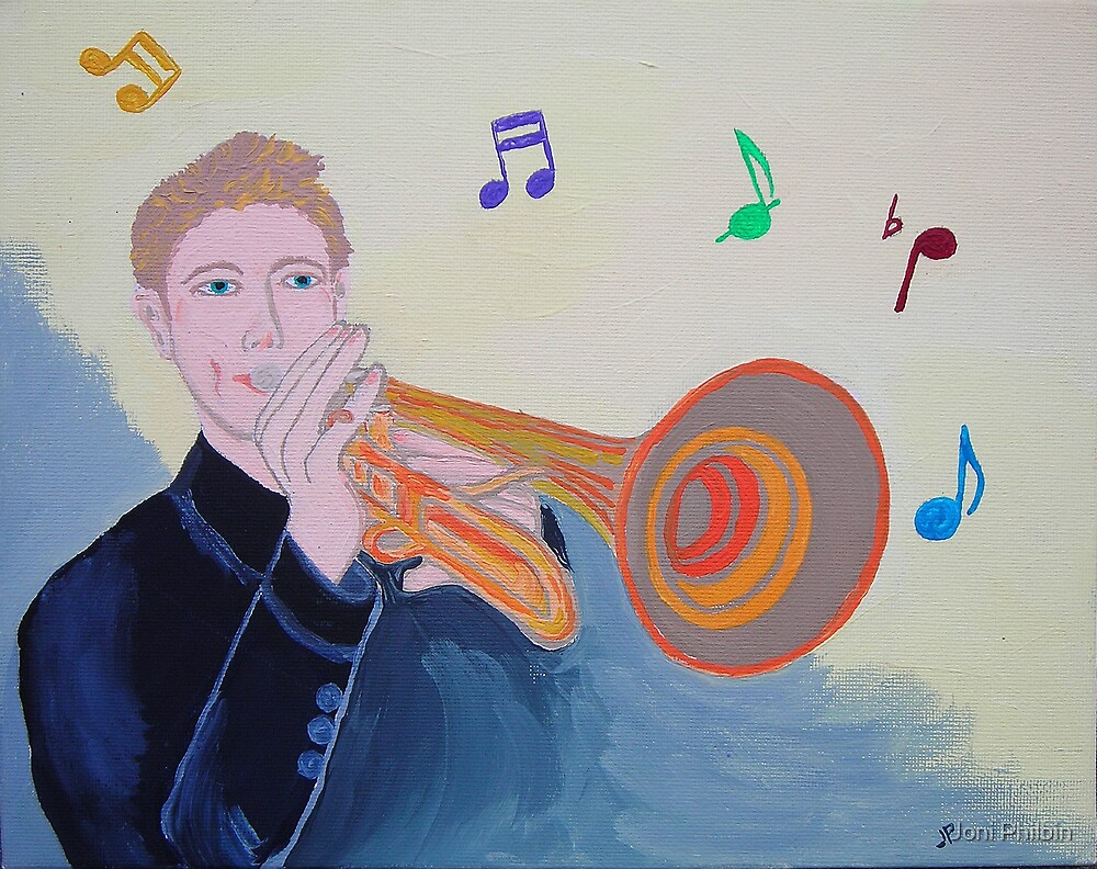 Jazzboy by Joni Philbin