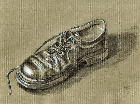 Shoe by Martin Kirkwood