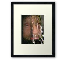 WHEN YOU AND I WERE YOUNG Framed Print